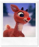 You may enter the studio looking like Rudolph the Red Nosed Reindeer but, at least you won't sound like him!