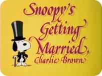 Snoopy's Getting Married, Charlie Brown